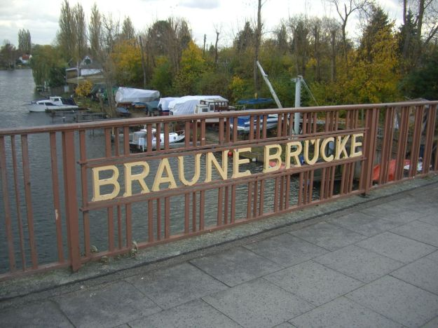 erl. Braune Brücke